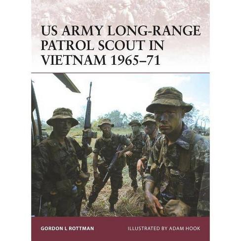 US Army Long-Range Patrol Scout in Vietnam 1965-71 - (Warrior) by  Gordon L Rottman (Paperback) - image 1 of 1