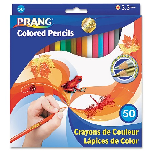 Prang Woodcase Pencils Multi-Colored - image 1 of 1
