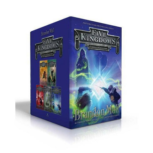 Five Kingdoms Complete Collection - by  Brandon Mull (Hardcover) - image 1 of 1