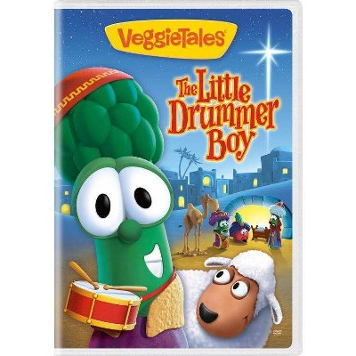 Veggie Tales: Little Drummer Boy (DVD)(2011)