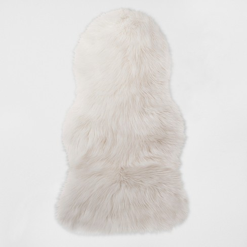 Faux Fur Pelt Throw Blanket - Project 62™ - image 1 of 1