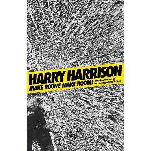 Make Room! Make Room! - by  Harry Harrison (Paperback) - image 1 of 1
