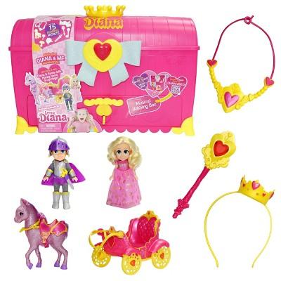 Love, Diana Wishing Box