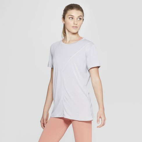 Women's Lightweight Active V-Neck T-Shirt - JoyLab™ - image 1 of 2