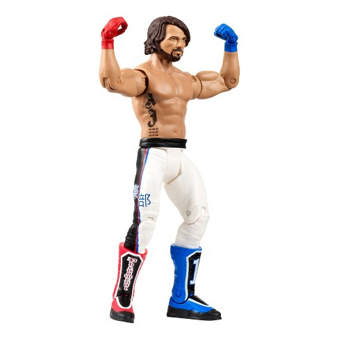 WWE Wrestlemania AJ Styles Action Figure - image 1 of 4