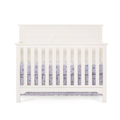 Forever Eclectic Woodland 4-in-1 Convertible Crib