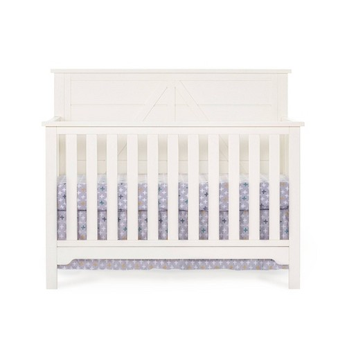 Forever Eclectic Woodland 4-in-1 Convertible Crib - image 1 of 4