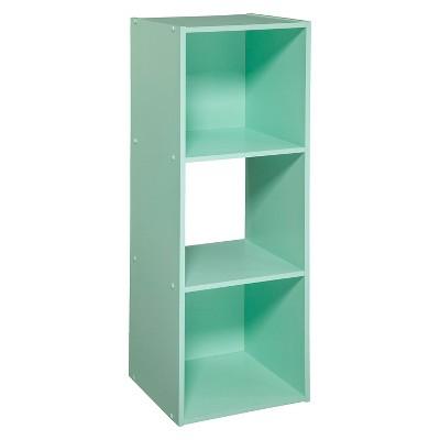 11  3-Cube Organizer Shelf Mint - Room Essentials™