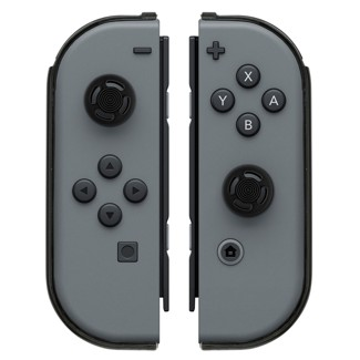 Nintendo® Switch Joy-Con Armor Guards - Black
