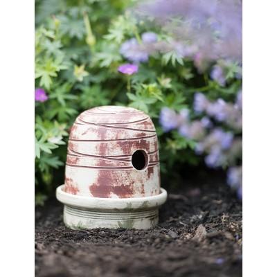 Stoneware Bee Feeder - Amaranth Stoneware, LTD