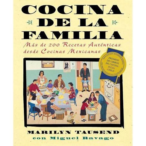 Cocina de la Familia (Family Kitchen) - by  Marilyn Tausend (Paperback) - image 1 of 1