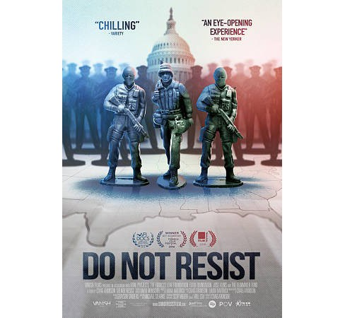 Do Not Resist (DVD) - image 1 of 1