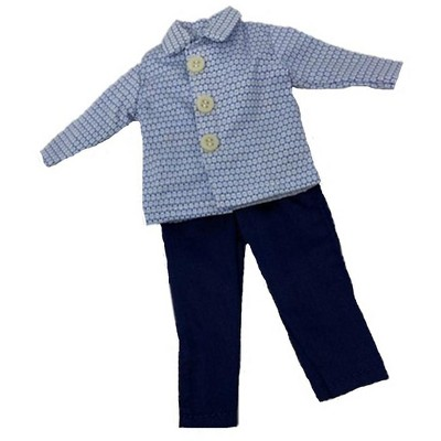 Doll Clothes Superstore Business Casual Fits Barbie's Friend Ken