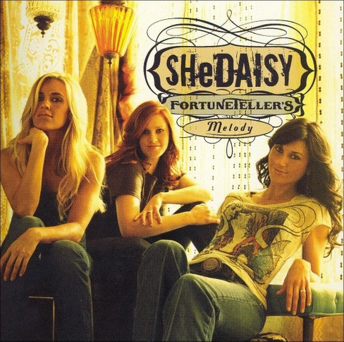 SHeDAISY - Fortuneteller's Melody (CD) - image 1 of 1
