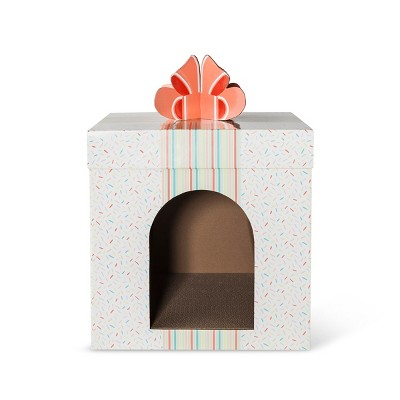 Birthday Gift Cat Scratch House - Boots & Barkley™