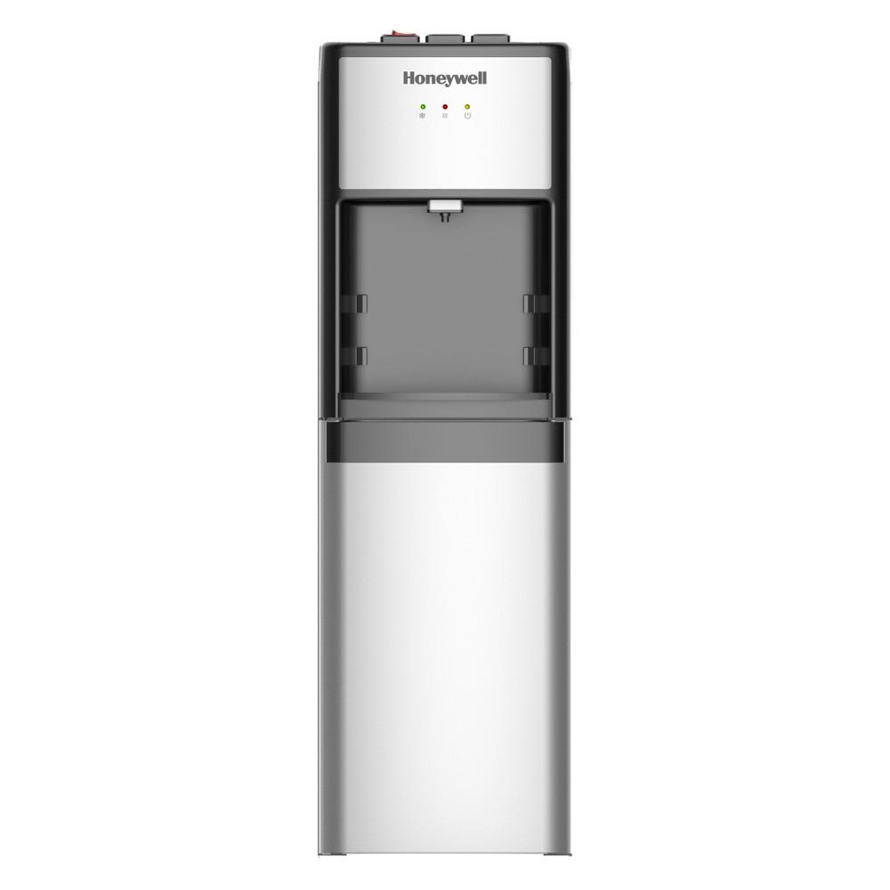 Honeywell 39 Commercial Grade Freestanding Water Cooler Dispenser - Silver HWB1083S