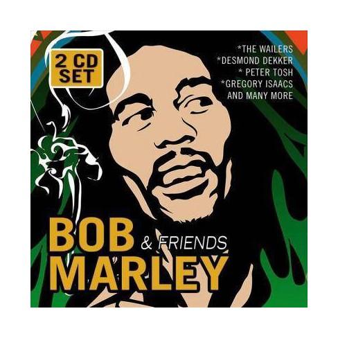 Various - Bob Marley & Friends (CD) - image 1 of 1