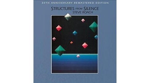 Steve Roach - Structures From Silence (Vinyl) - image 1 of 1