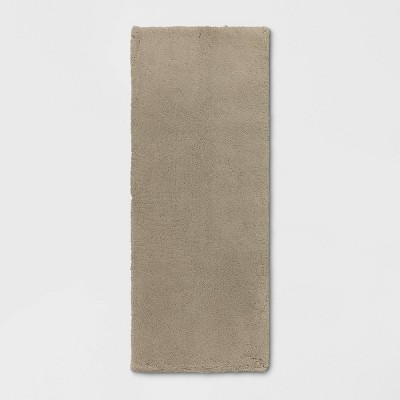 "24""x60"" Bath Rug Taupe - Threshold Signature™"