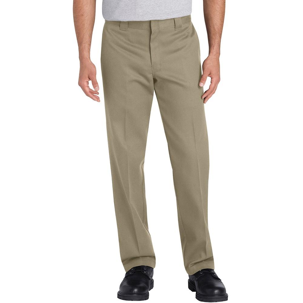 Dickies Men's Flex Slim Tapered Pants - Desert Tan 38x30