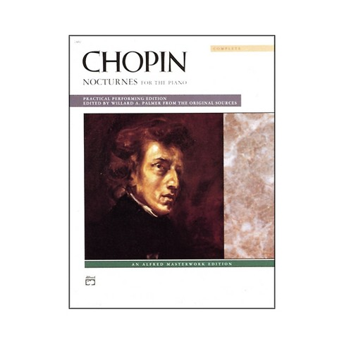 Alfred Chopin Nocturnes (Complete) Late Intermediate/Advanced Piano - image 1 of 1
