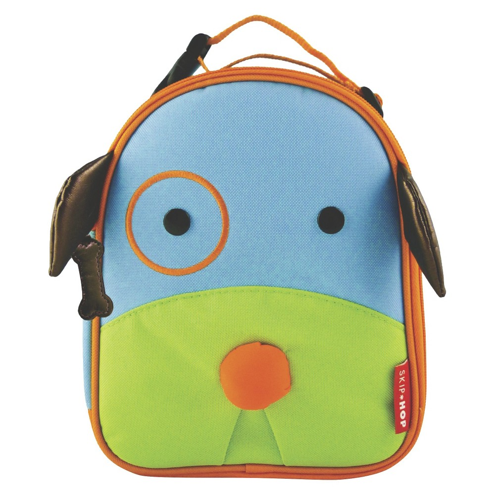 Skip Hop Zoo Little Kids 39 38 Toddler Insulated Classic Molded Lunch Bag Dog