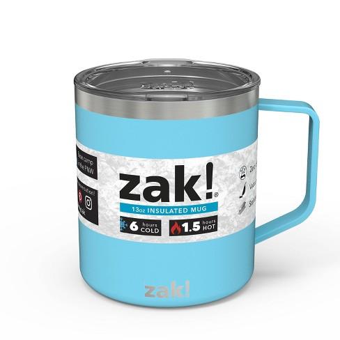 Zak! Designs 13oz Double Wall Stainless Steel Explorer Mug - image 1 of 4