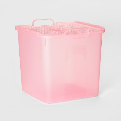 Large Bin (7gal.)Pink - Pillowfort™