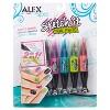 ALEX Toys Spa Hot Hues Sketch It Nail Pens - image 2 of 4