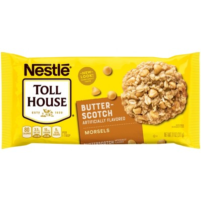 Baking Chips & Chocolate: Nestlé Toll House Butterscotch Morsels
