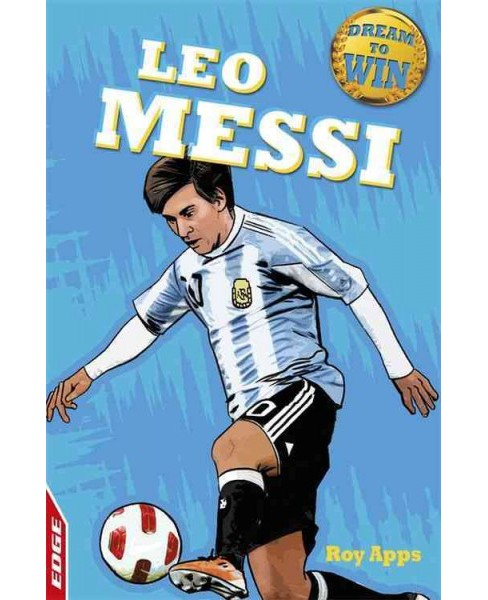 Leo Messi (Paperback) (Roy Apps) - image 1 of 1