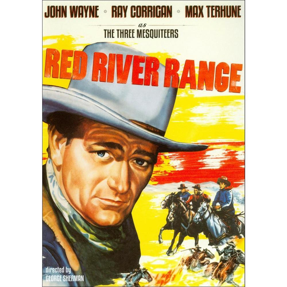 Red River Range (Dvd), Movies