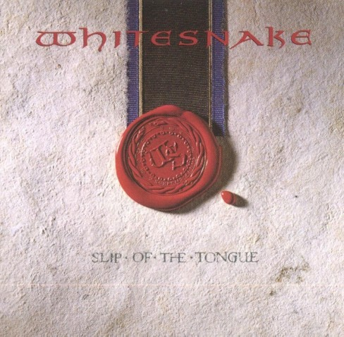 Whitesnake - Slip of the tongue (CD) - image 1 of 1