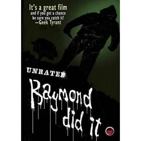 Raymond Did It (DVD) - image 1 of 1