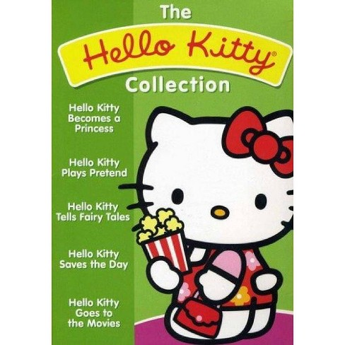Hello Kitty 5 Collection (DVD) - image 1 of 1