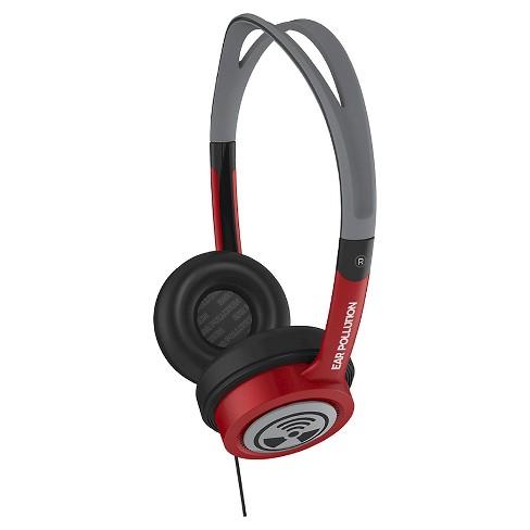 d0eccc24f32 IFrogz Toxix Plus Headphone - Red : Target