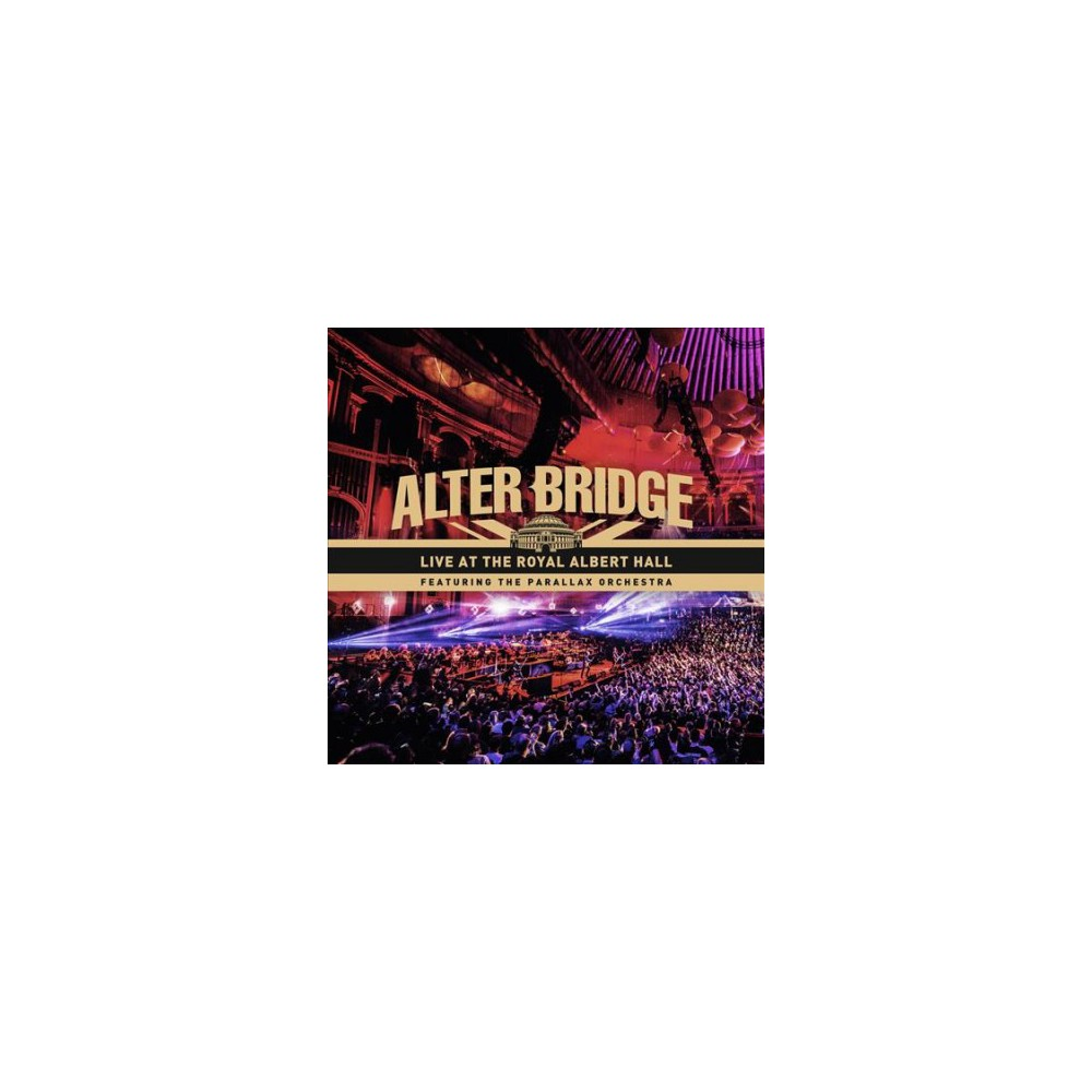 Alter Bridge - Live At The Royal Albert Hall (CD)
