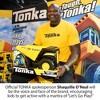 Tonka  Steel Classics - Mighty Dump Truck - image 4 of 4