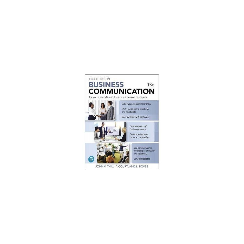 Mylab Business Communication With Pearson Etext -- Access Card -- for Excellence in Business