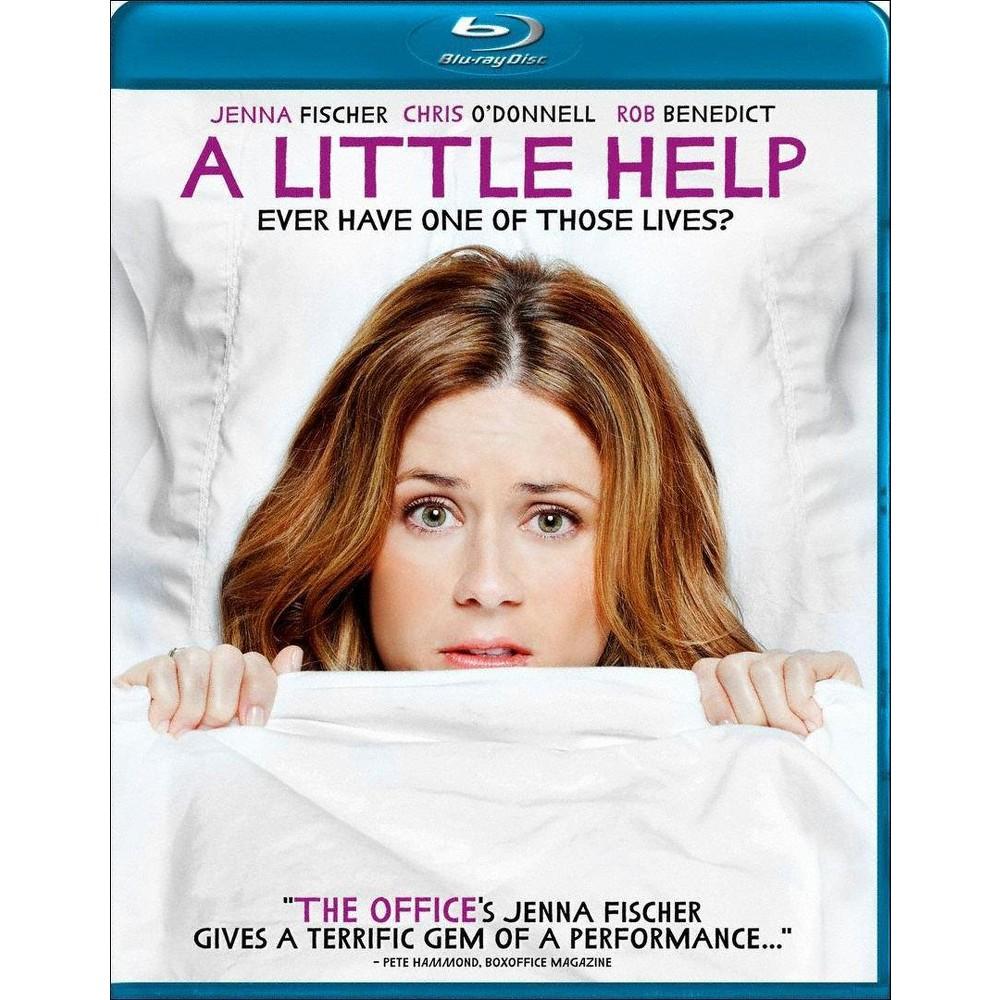 A Little Help Blu Ray