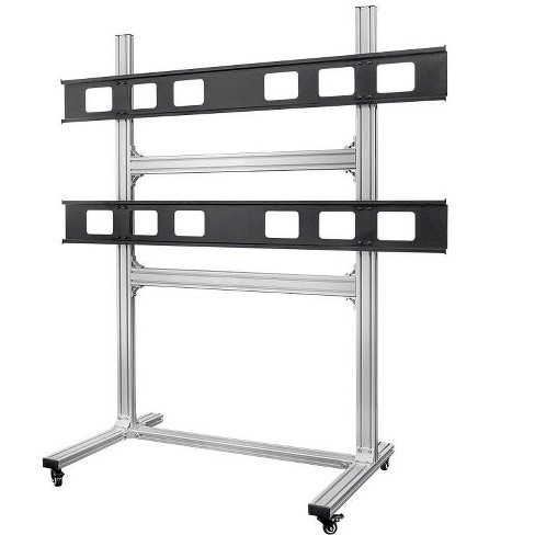 Monoprice Commercial Series 2x2 Video Wall System Bracket with Micro Adjustment Arms For TVs 32in to 55in, Max Weight 10 - image 1 of 4