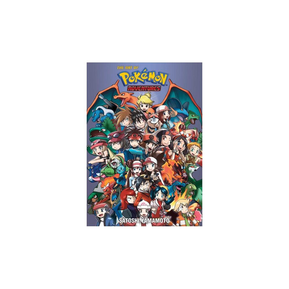 Art of Pokémon Adventures : Pokémon Adventures 20th Anniversary Illustration Book