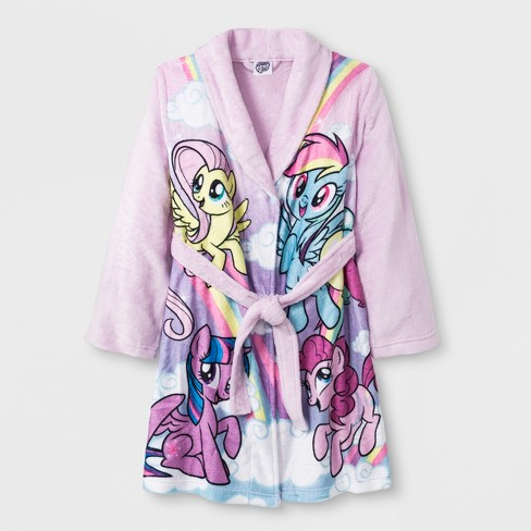 ea603c08a Girls  My Little Pony Robe - Pink   Target