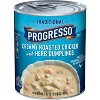 Progresso® Traditional Roasted Chicken with Herb Dumpling Soup 18.5 oz - image 2 of 4