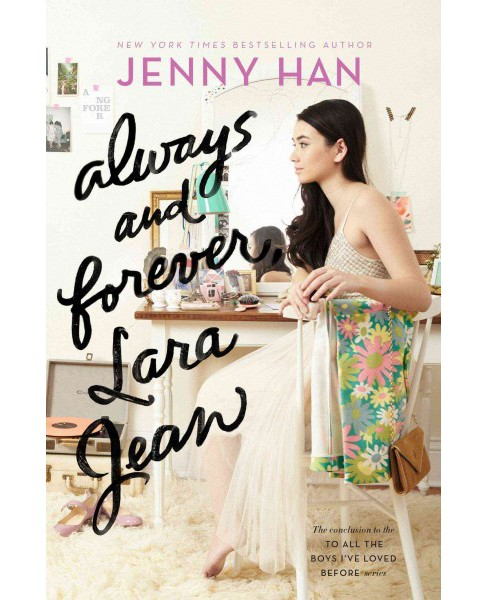 Always and Forever, Lara Jean -  by Jenny Han (Hardcover) - image 1 of 1