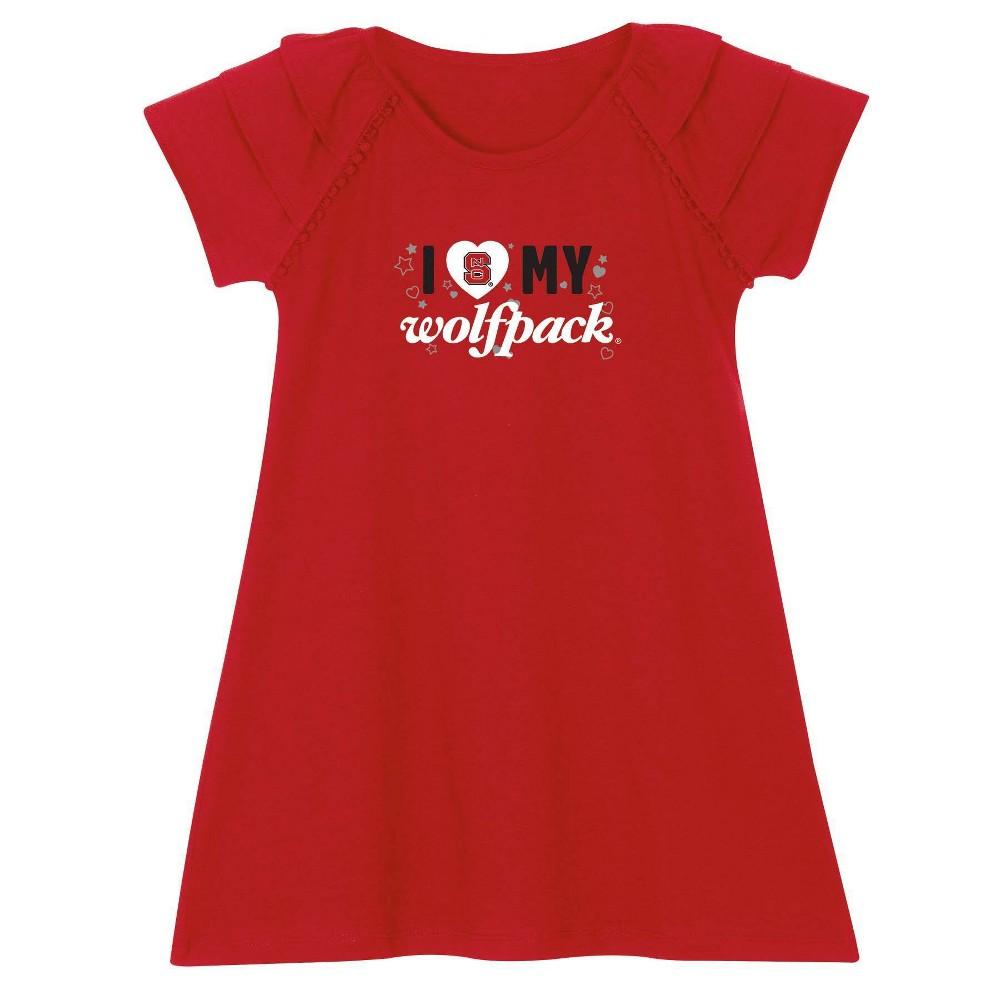 Ncaa Nc State Wolfpack Baby Girls 39 Dress 18m