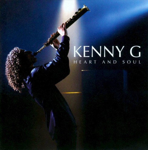 Kenny G - Heart and Soul (CD) - image 1 of 10