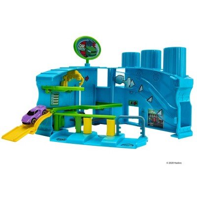 Micromachines- Medium Transforming Playset (Car Wash)