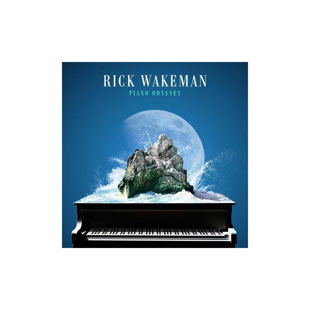 Rick Wakeman - Piano Odyssey (CD) was $9.99 now $5.59 (44.0% off)