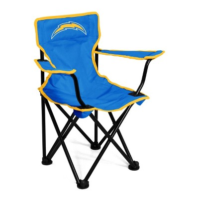 NFL Los Angeles Chargers Toddler Outdoor Portable Chair